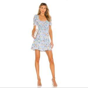 NWT Revolve Likely Lana Floral Mini Dress 4